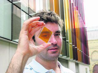 Vidro fotovoltaico pode transformar edifícios em usinas solares