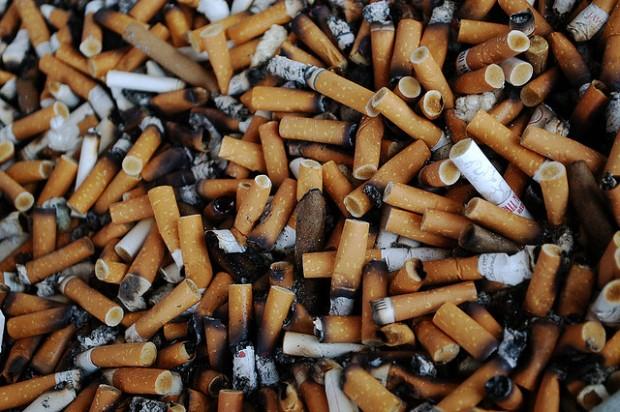 Bitucas de cigarro podem ser usadas para fabricar supercapacitadores