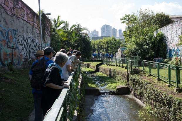 Expedição leva moradores de São Paulo para conhecer rios escondidos