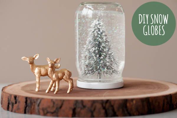 DIY-snow-globes