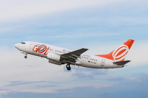 GOL levanta primeiro voo comercial com biocombustíveis do Brasil