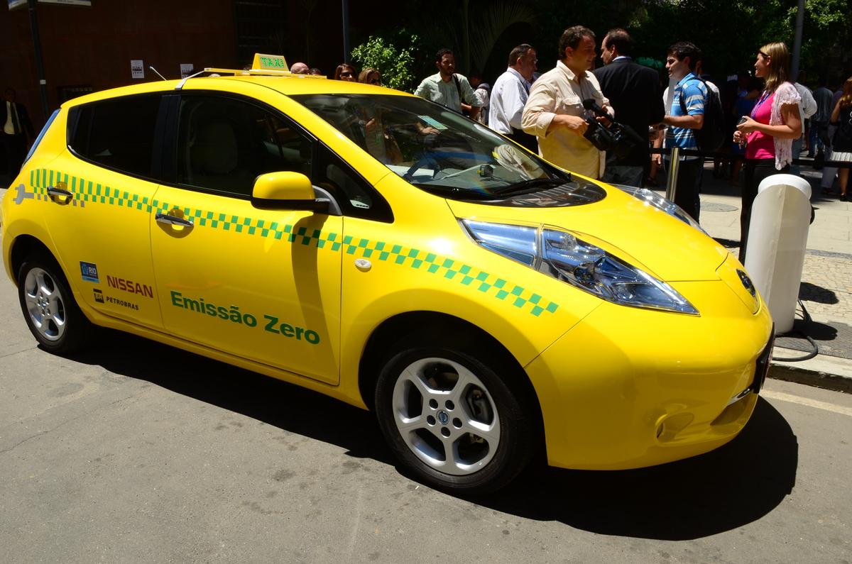 Nissan estuda fábrica de carros elétricos no Rio