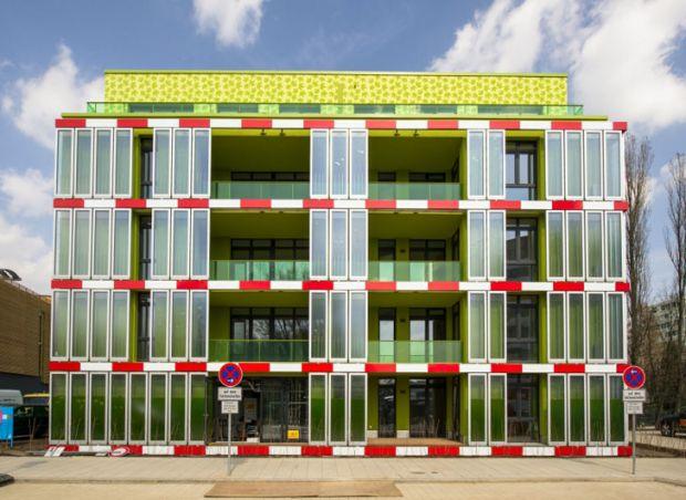 Alemanha testa o primeiro prédio do mundo movido a algas