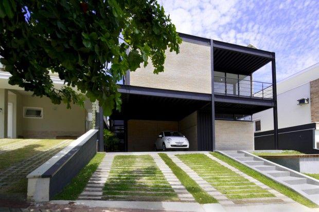 Casa sustentável em SP produz toda a energia que consome