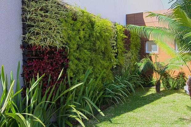 uma parede verde em casa 19 de março de 2014 atualizado às 12 44