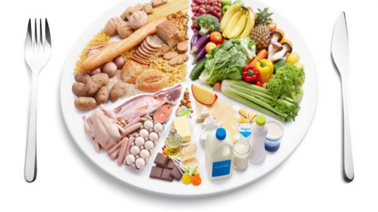 dieta equilibrada para mantenerse en forma