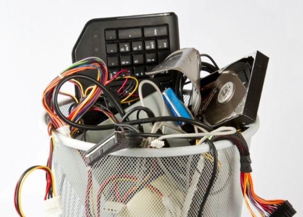 Saiba onde descartar seu lixo eletrônico em São Paulo
