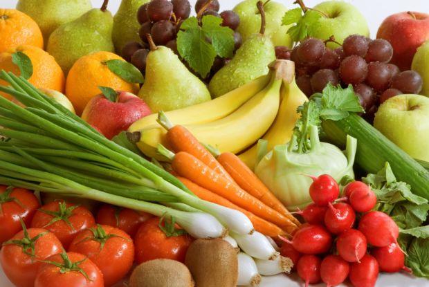 Comer frutas e legumes diariamente deixa as pessoas mais felizes