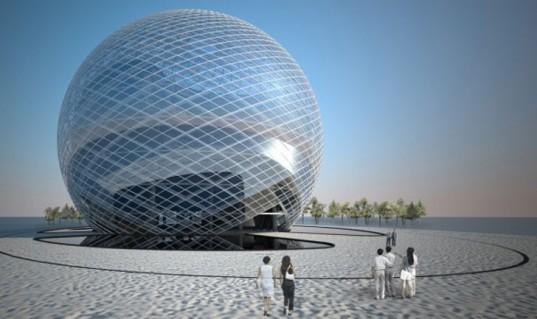 Museu chinês será construído com CDs e DVDs reaproveitados