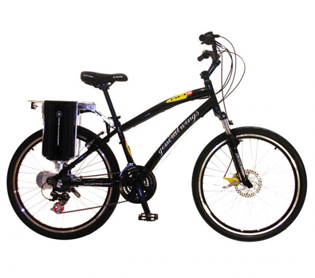 Empresa comercializa primeira bicicleta elétrica produzida no Brasil