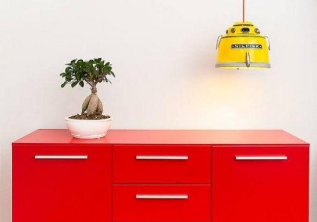 Dinamarquês transforma aspiradores de pó velhos em luminárias retrô - CicloVivo
