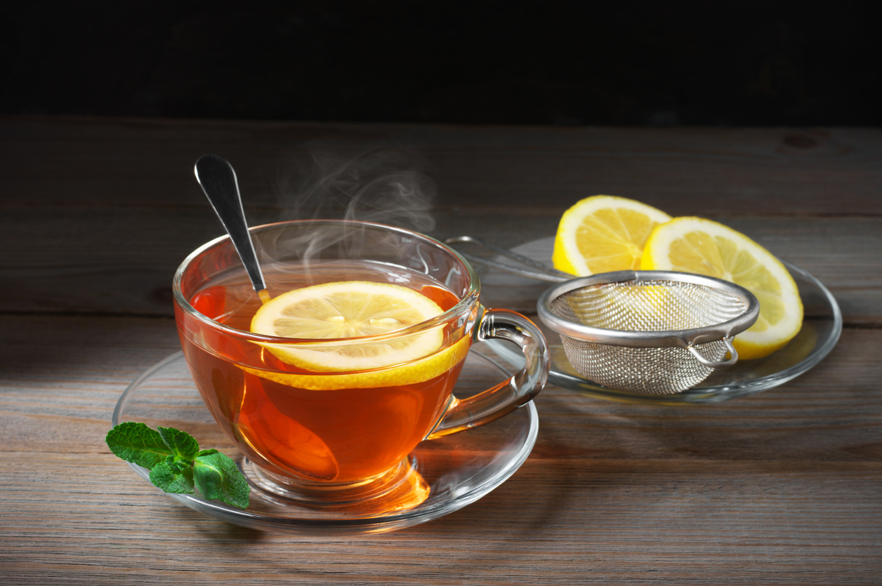 4 chás para acelerar o metabolismo no inverno