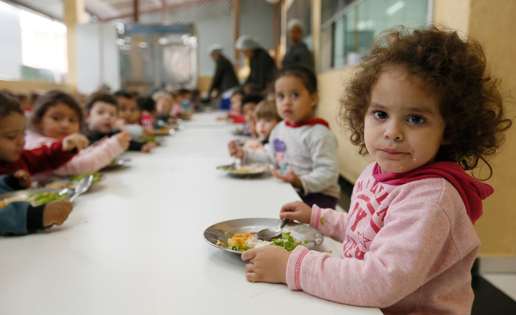 6 dicas para criar hábitos de alimentação saudável nas crianças