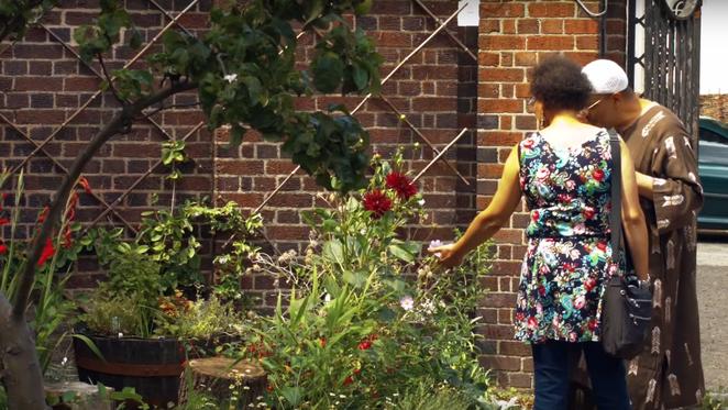Em Londres, moradores trocam jardins por hortas e produzem alimentos em conjunto