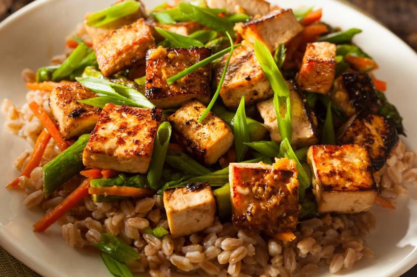 5 fontes vegetais de proteína
