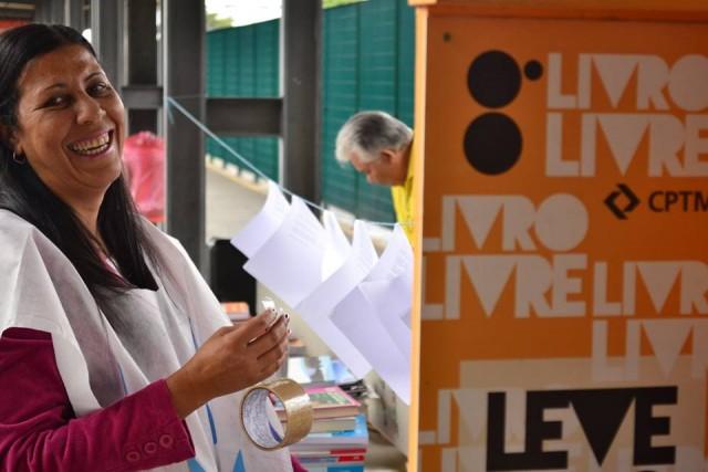 O projeto já está em sua 10ª edição. | Foto: CPTM / Divulgação