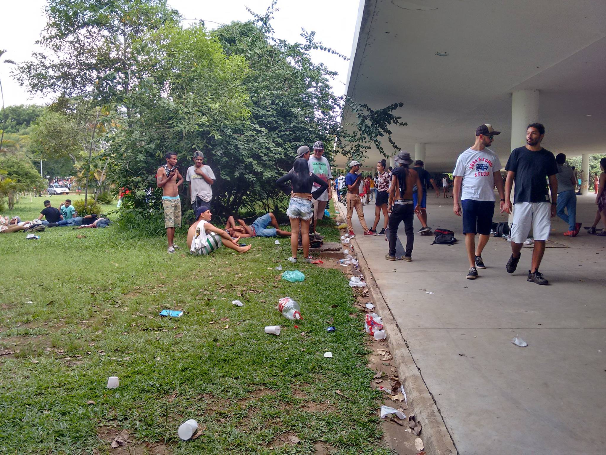 | Foto: Parque Ibirapuera Conservação