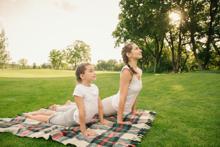 Saiba quais são os benefícios da yoga para crianças