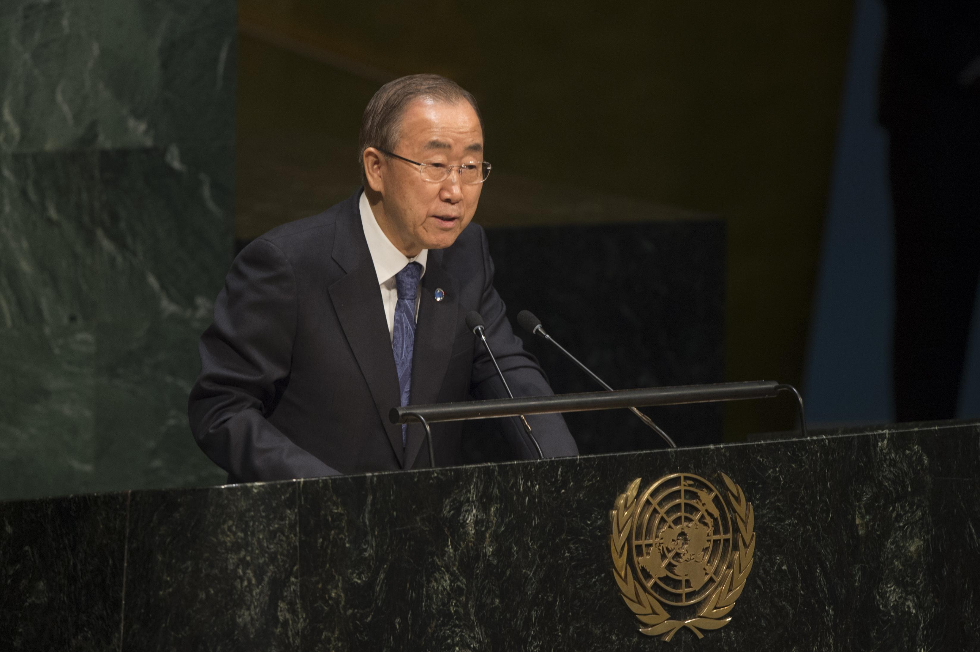 """Mundo caminha para """"catástrofe climática"""", diz secretário-geral da ONU"""