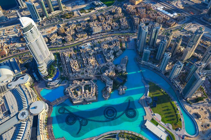 Dubai quer ter energia solar em todas coberturas de seus edifícios até 2030
