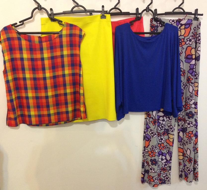 Marca em Santa Catarina produz roupas a partir de retalhos