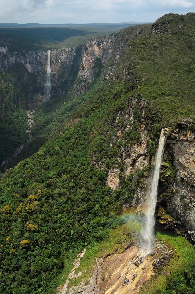 Cachoeira do Eldorado_maior do Brasil_Fotógrafo Ricardo Azoury