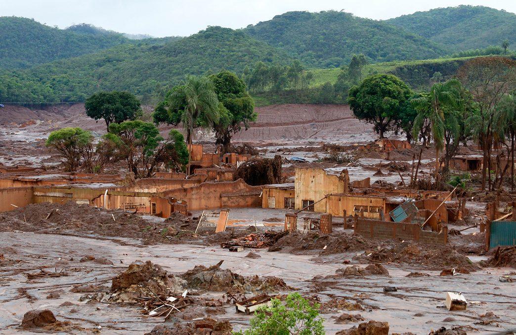 Samarco e Vale são indiciadas por crime ambiental