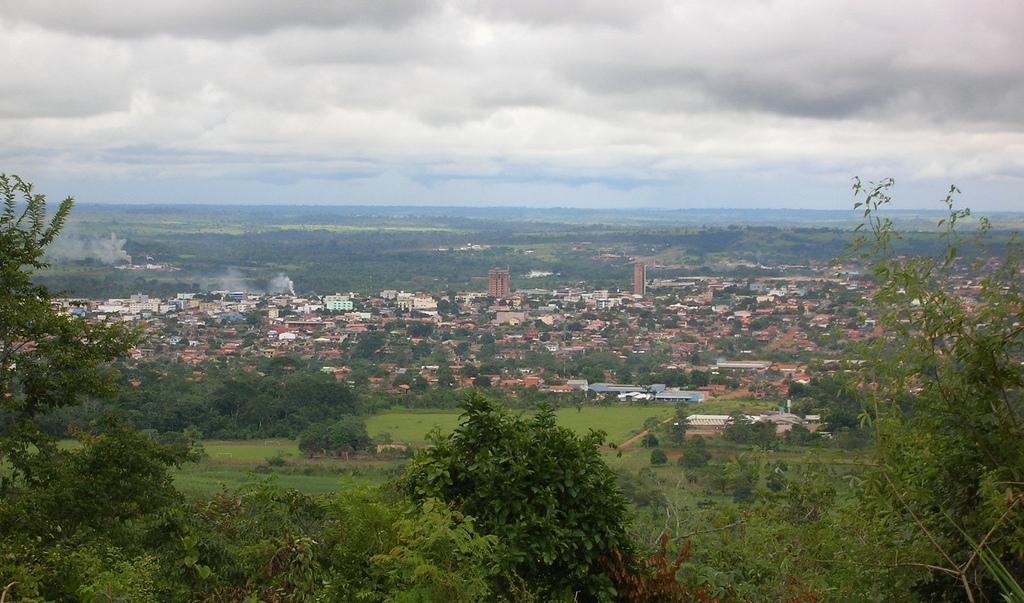 Projeto ambiental tem recuperado nascentes de rios em Rondônia