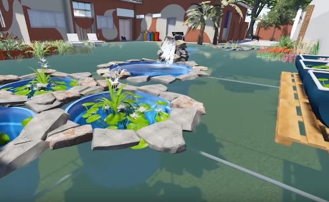 Grupo ensina como construir piscina natural que n o for Construir alberca economica