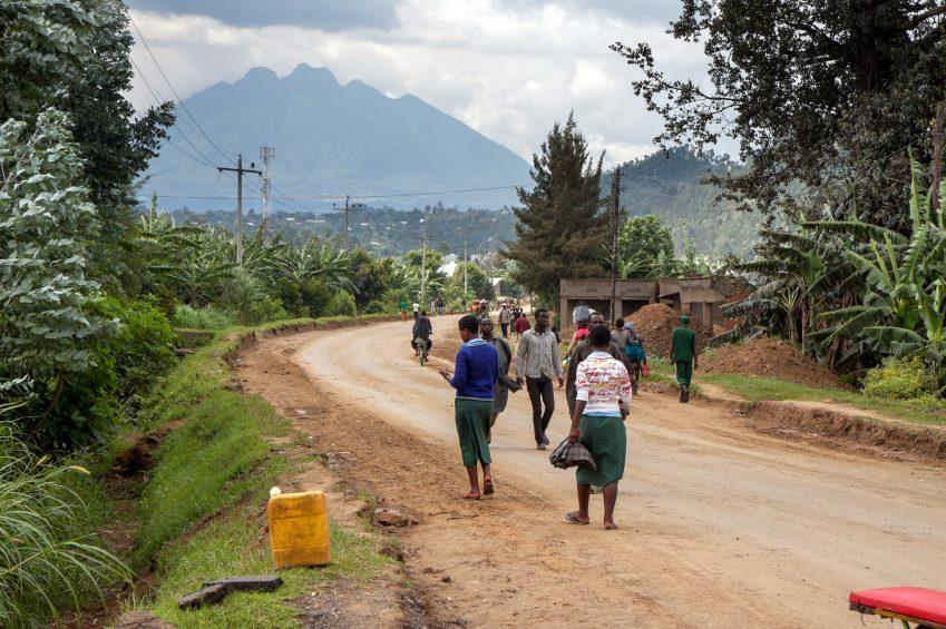 Drones vão transportar sangue e medicamentos em Ruanda