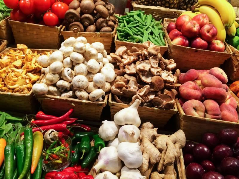Shopping em Santo André (SP) ganha feira de alimentos orgânicos