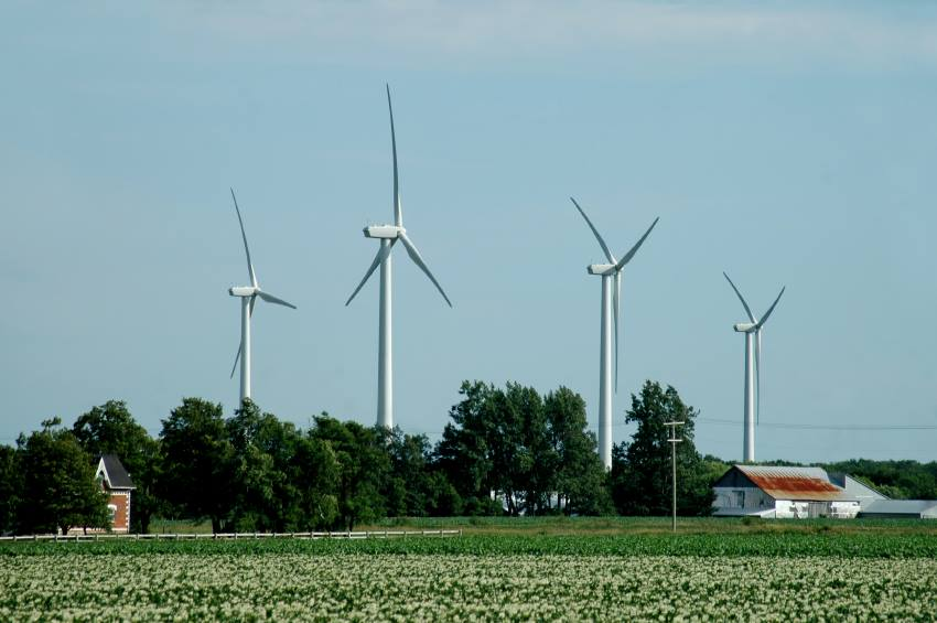 Província canadense investe US$100 milhões para reduzir emissões de gases
