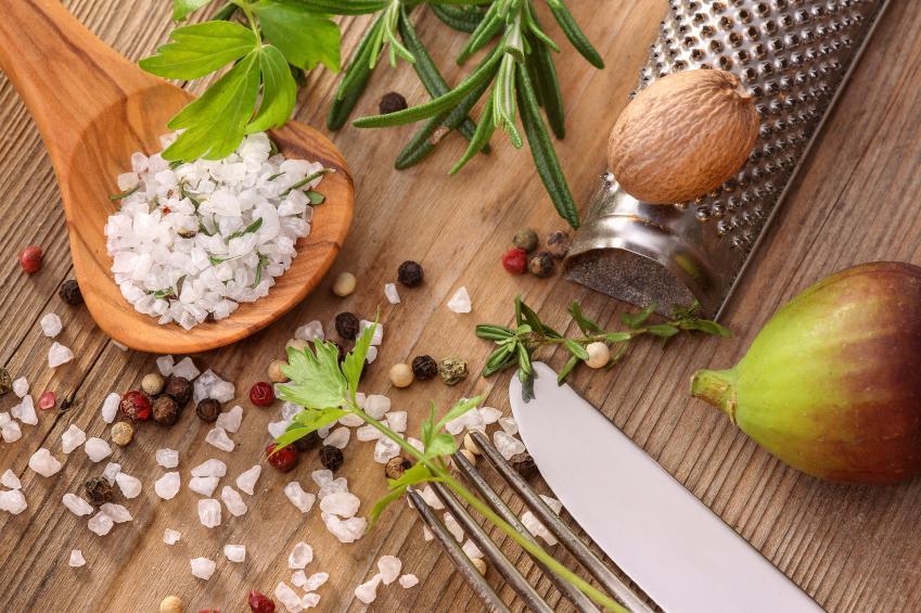 Aprenda a fazer um sal de ervas