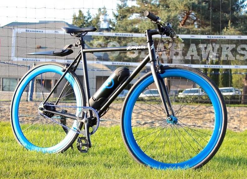 Bike elétrica mescla design clássico, tecnologia e preço acessível