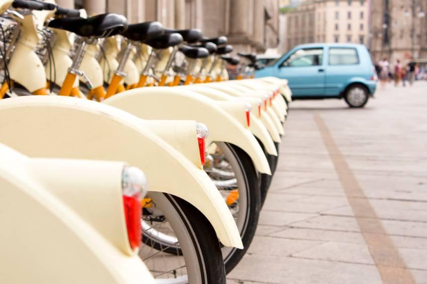 Milão aposta em recompensa financeira para incentivar uso de bike