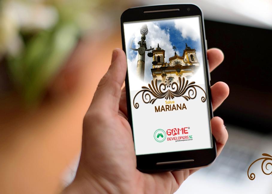 Aplicativo gratuito incentiva turismo cultural em Mariana (MG)