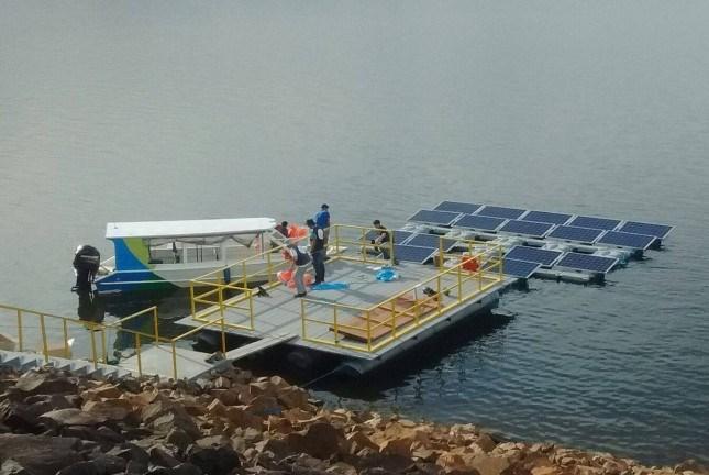 Hidrelétricas do norte e nordeste do Brasil vão abrigar usinas solares flutuantes