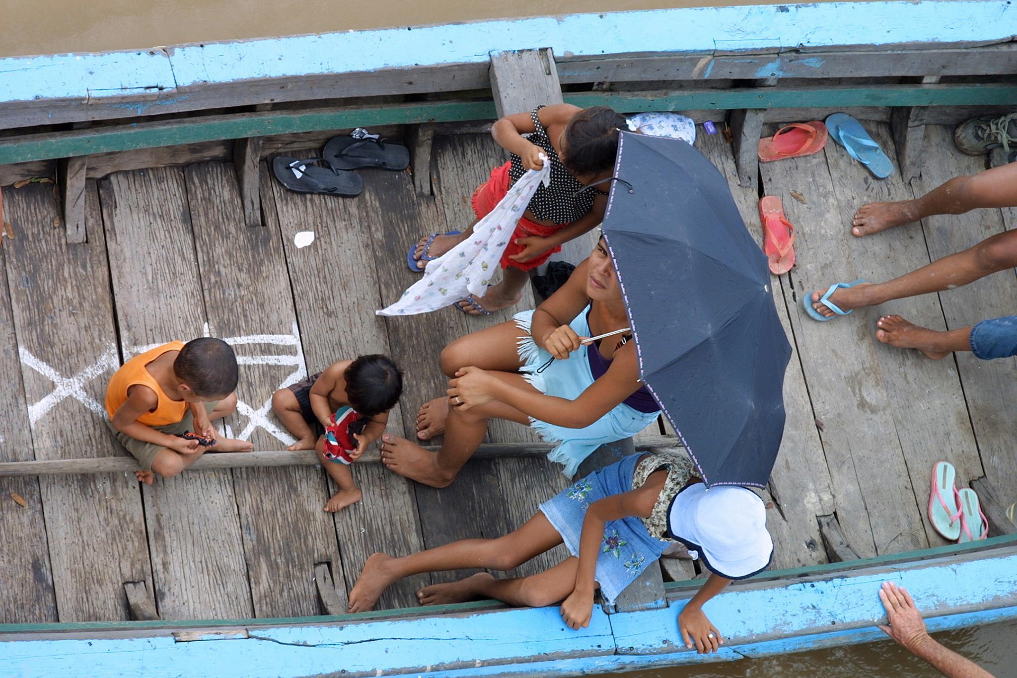Populações amazônicas estão sofrendo com depressão e enfermeira aponta causas