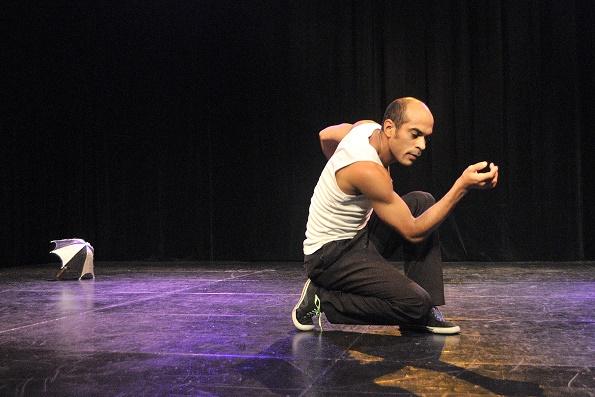 O bailarino Carlos Frevo mostrará a dança folclórica cabloquinho.   Foto: JensE