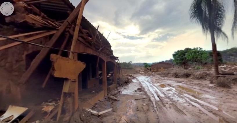 Usando realidade virtual, filme mostra o que restou de Bento Rodrigues