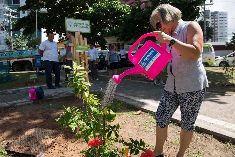 Foto: Marcelo Gandra/Secretaria Cidade Sustentável - Salvador