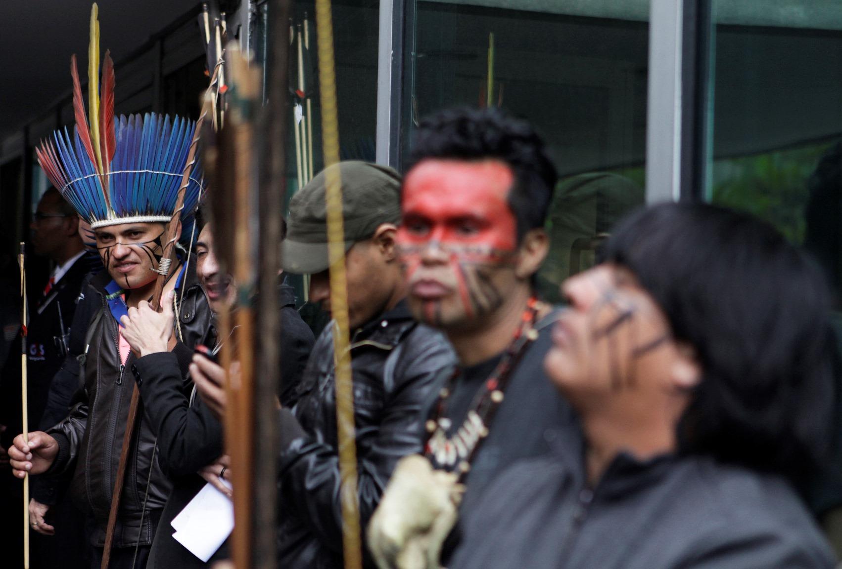 Índios de SP ganham direito oficial por 15 mil hectares de Terra Indígena