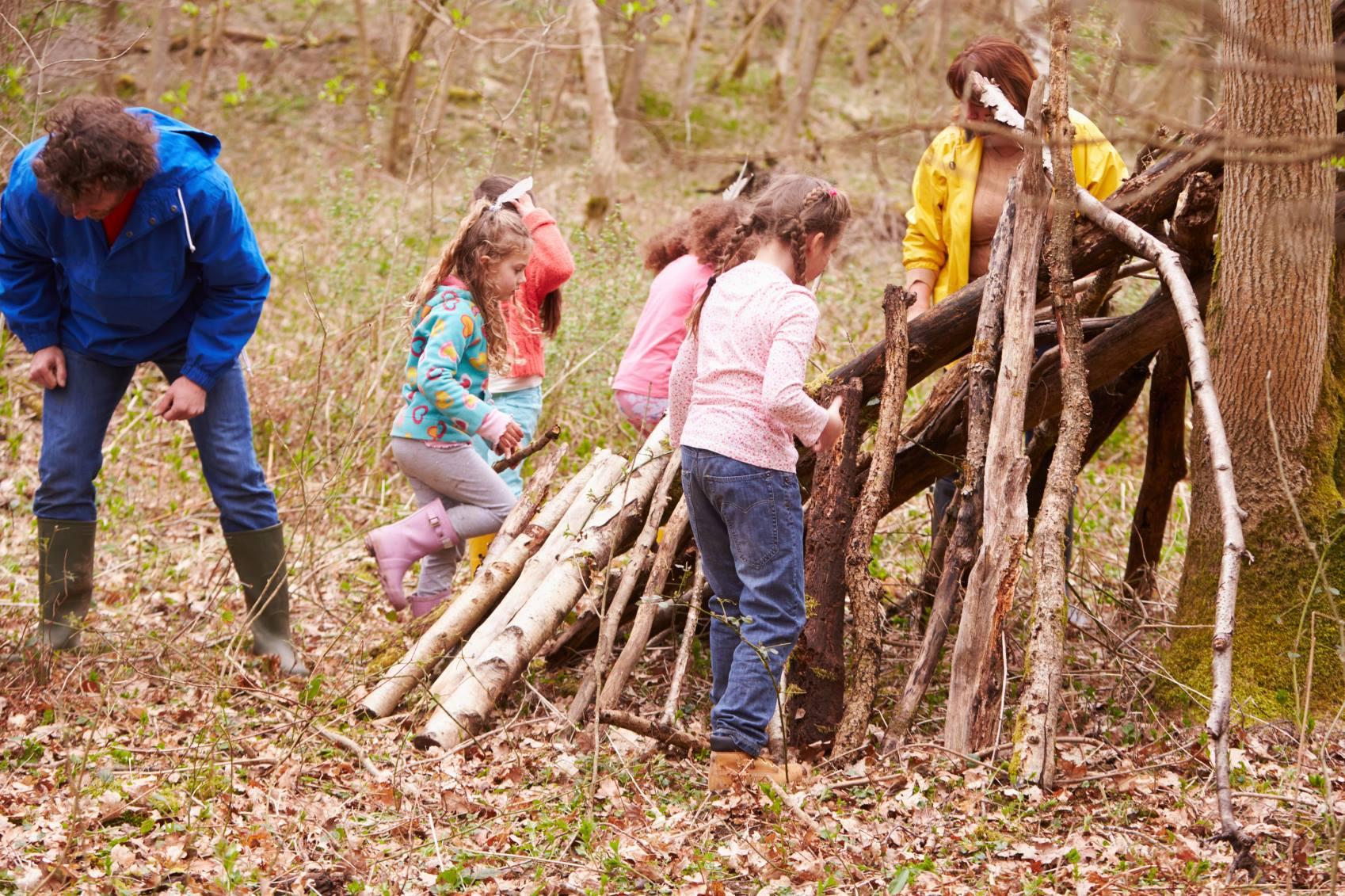 Crianças que acampam vão melhor na escola, diz estudo