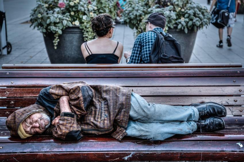 Toda a mídia de São Francisco, EUA, falará sobre sem-tetos por uma semana