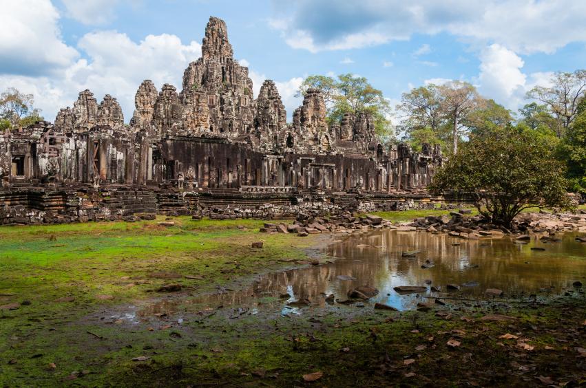 5 grandes civilizações mundiais destruídas por mudanças climáticas