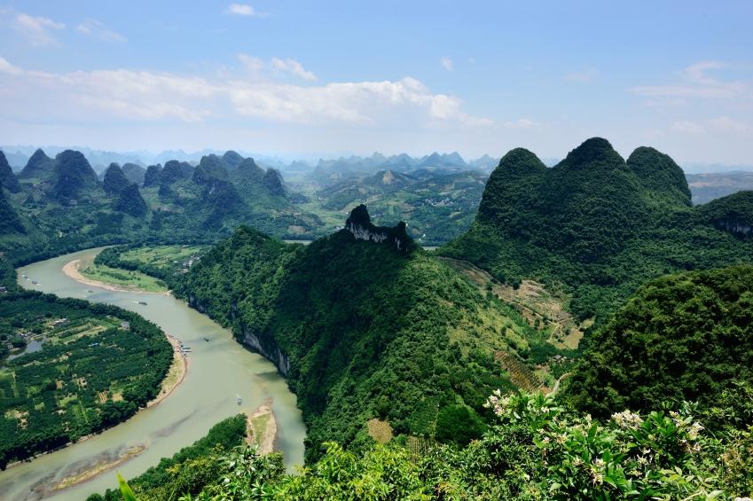 China se compromete a aumentar suas florestas em 23% até 2020