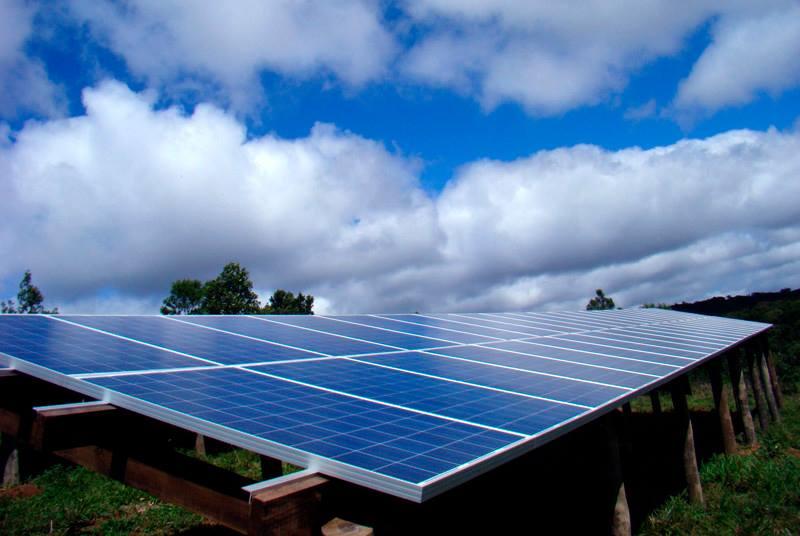 Programa de Agricultura Familiar facilita uso de placas solares no campo
