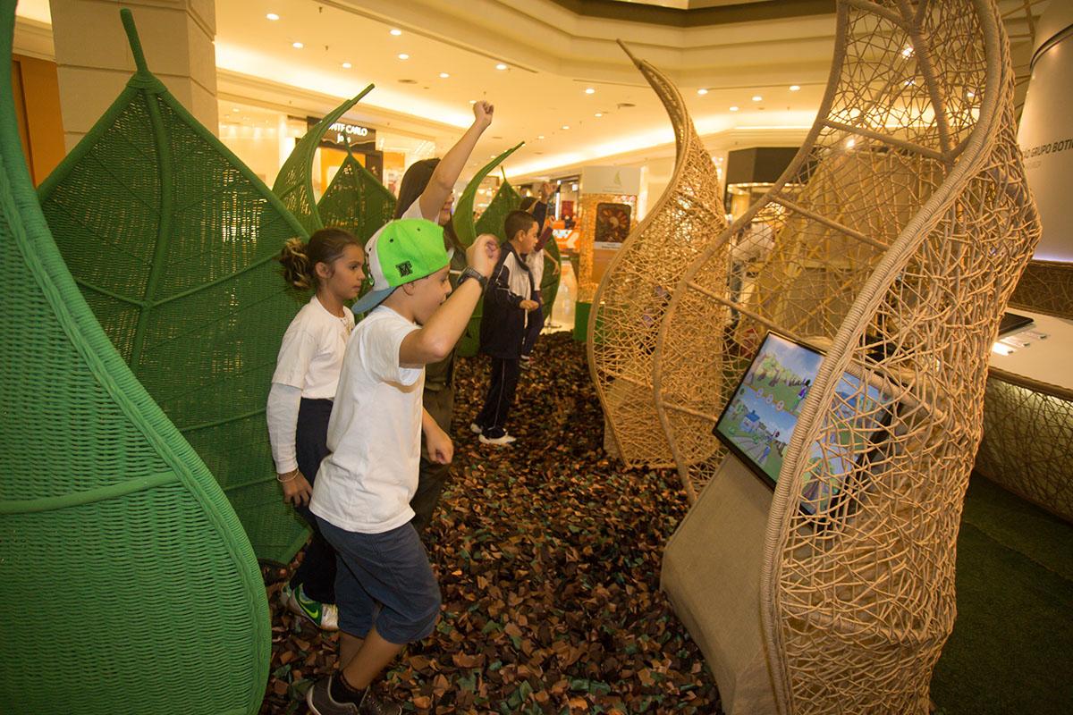 RJ tem exposição interativa gratuita sobre natureza