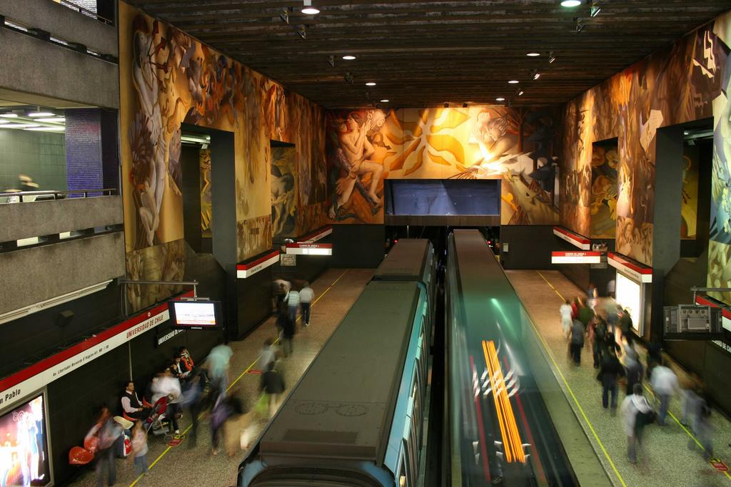 Santiago, Chile, deve ter o primeiro metrô do mundo movido a energia solar