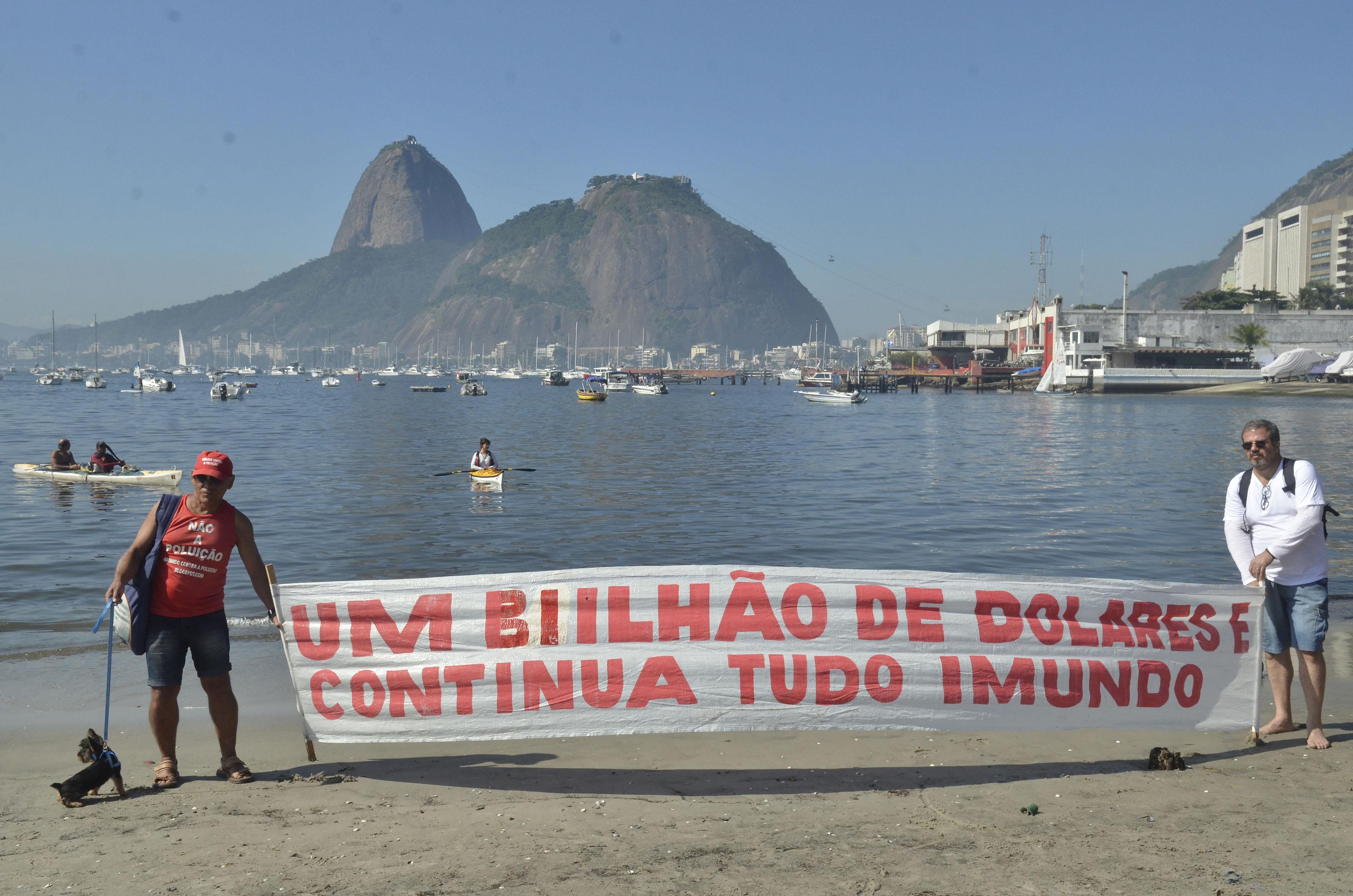 RJ não cumpriu nenhuma meta ambiental estabelecida para a Olimpíada